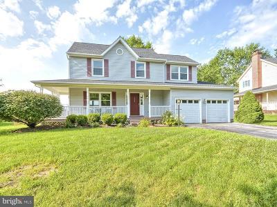 Woodsboro Single Family Home For Sale: 124 Copper Oaks Court