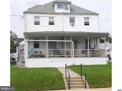 Wilmington Multi Family Home For Sale: 309 N Dupont Road