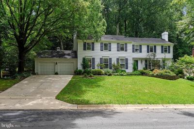 Potomac Single Family Home For Sale: 7809 Horseshoe Lane