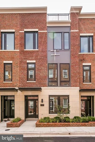 Baltimore MD Townhouse For Sale: $599,900