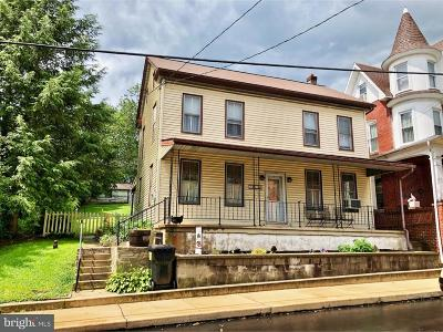Single Family Home For Sale: 1843 N Main Street