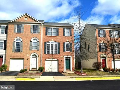 Centreville Townhouse For Sale: 5317 Rosemallow Circle