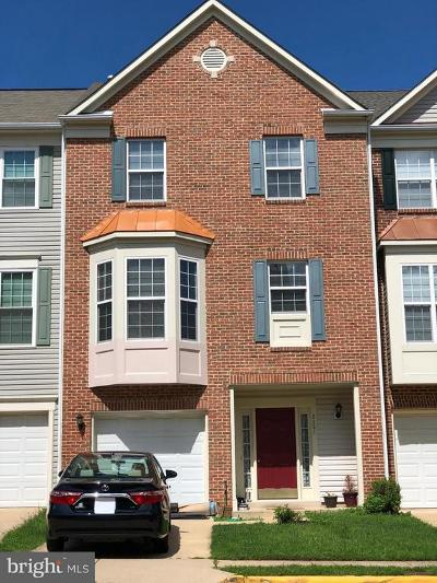 Herndon Townhouse For Sale: 2451 Sugar Mill Way