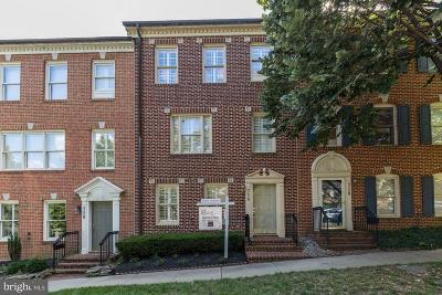 Kentlands Townhouse For Sale: 714 Kent Oaks Way