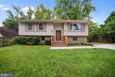 Annapolis Single Family Home Active Under Contract: 1161 Skyway Drive