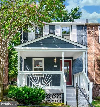 Brookland Single Family Home For Sale: 724 Faraday Place NE