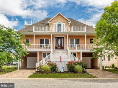 Ocean City MD Single Family Home For Sale: $1,499,000