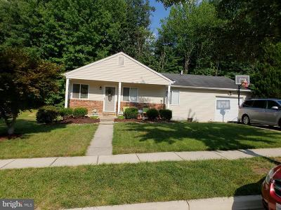 Fort Washington Single Family Home For Sale: 7900 Jaywick Avenue