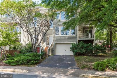Reston Townhouse For Sale: 1942 Lakeport Way