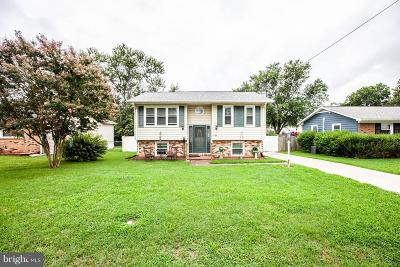 Fredericksburg Single Family Home Under Contract