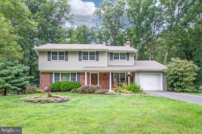 Jarrettsville Single Family Home For Sale: 1409 Dalewood Drive