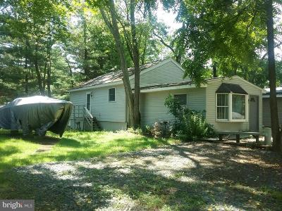 Earleville Single Family Home For Sale: 6 Accokeek Lane