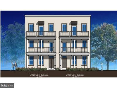 Bensalem Single Family Home For Sale: 116 Dock Street #E311