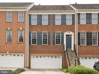 Ashburn Townhouse For Sale: 43629 Pickett Corner Terrace