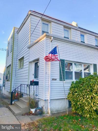 Morrell Park Single Family Home For Sale: 3524 President Street