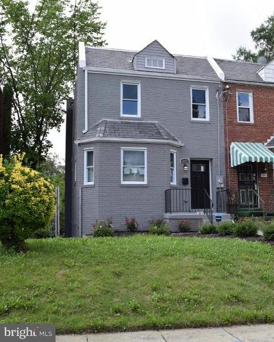 Single Family Home Under Contract: 5033 Capitol Street SE