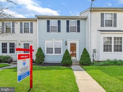 Frederick Townhouse For Sale: 6682 Canada Goose Court