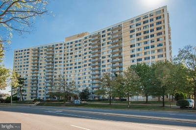 Alexandria City Condo For Sale: 301 Beauregard Street #1515
