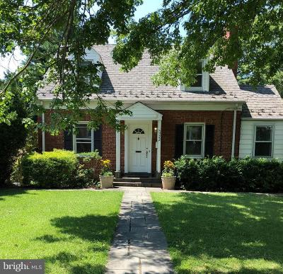 Chevy Chase Rental For Rent: 5322 Baltimore Avenue