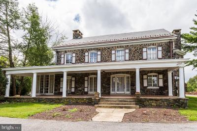 Catonsville Single Family Home For Sale: 6207 Craigmont Road