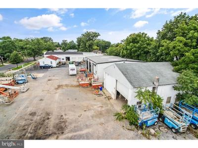 Vineland Commercial For Sale: 116 W Almond Street