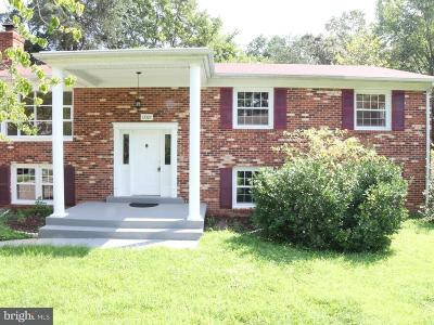 Prince William County Single Family Home For Sale: 13307 Nassau Drive