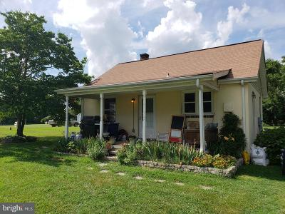 Fredericksburg City, Stafford County Single Family Home For Sale: 122 Musselman Road