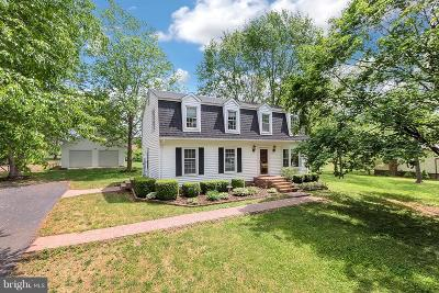 Warrenton Single Family Home For Sale: 9759 Reeves Court