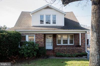 Germantown Single Family Home For Sale: 20516 Frederick Road