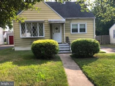 Fieldsboro Single Family Home For Sale: 218 Union Street