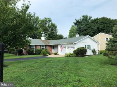 Bucks County Single Family Home For Sale: 1 Belmont Square
