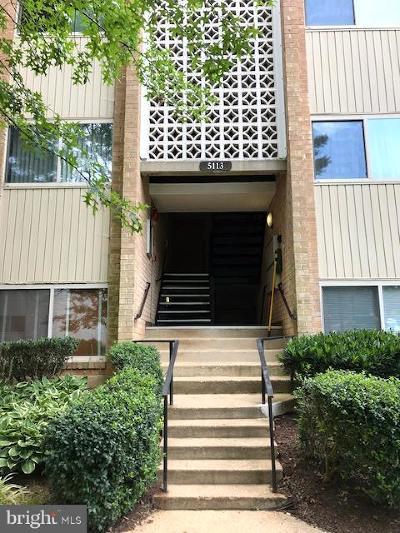 Rockville Condo For Sale: 5113 Crossfield Court #260