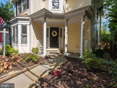 Loudoun County Single Family Home For Sale: 18 Ayr Street SW