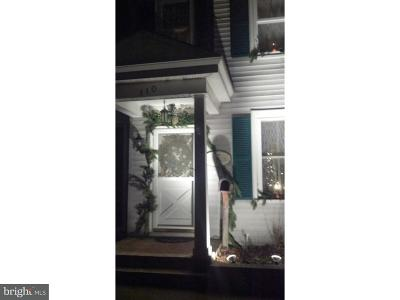 Smyrna Single Family Home For Sale: 110 S Delaware Street