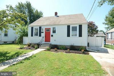 Baltimore Single Family Home For Sale: 67 Avalon Avenue