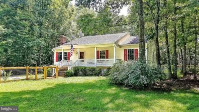 Bumpass Single Family Home For Sale: 1195 Belsches Road