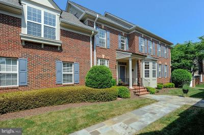 Leesburg Townhouse Active Under Contract: 43422 Westchester Square