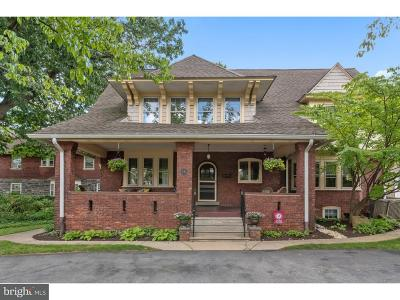 Ardmore Single Family Home For Sale: 17 Saint Pauls Road