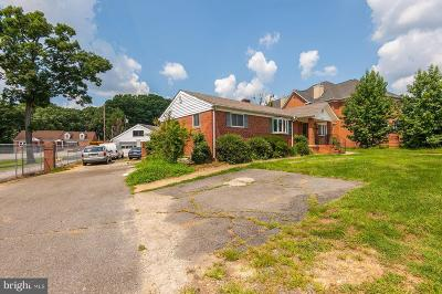 Springfield Single Family Home For Sale: 5232 Backlick Road