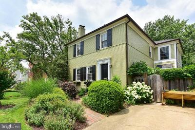 Alexandria VA Single Family Home For Sale: $1,299,000