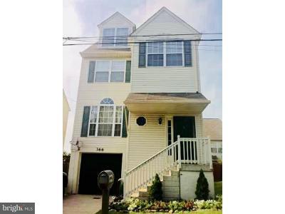 Roxborough Single Family Home For Sale: 366 Cinnaminson Street #B