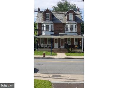 Phoenixville Single Family Home For Sale: 619 Bridge Street