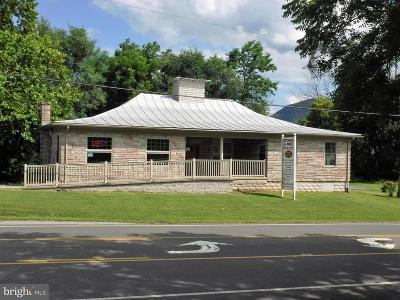 Edinburg Commercial For Sale: 16528 Old Valley Pike