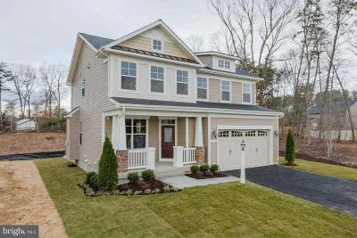 Glen Burnie Single Family Home For Sale: 506 Jersey Bronze Way