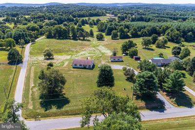 Lovettsville Single Family Home Under Contract: 13116 Lutheran Church Road