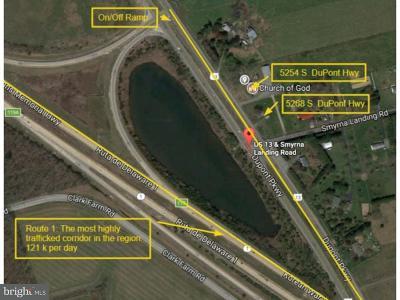 Smyrna Commercial For Sale: 5254 S Dupont Highway