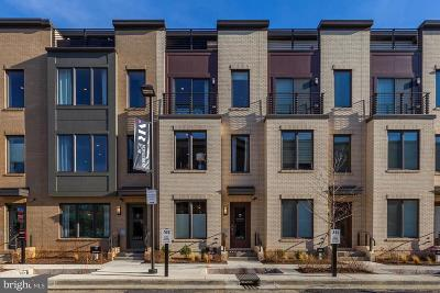 Bethesda Townhouse For Sale: 6727 Eames Way #LOT 11