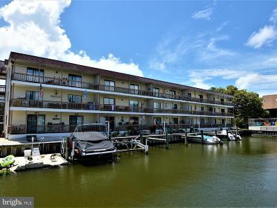 Ocean City Condo For Sale: 170 Captains Quarters Road #3 E