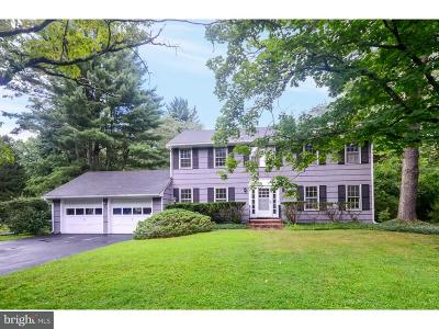 Princeton Single Family Home For Sale: 362 Dodds Lane