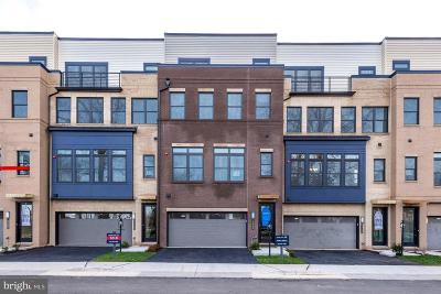 Ashburn Townhouse For Sale: 42506 Mildred Landing Square
